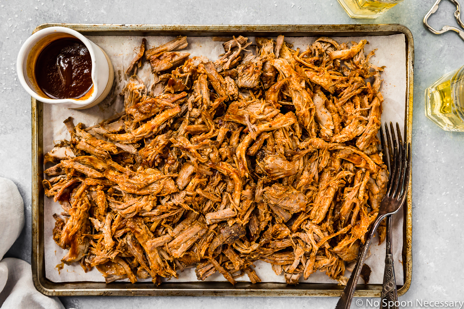 Easy Carolina BBQ Pulled Pork