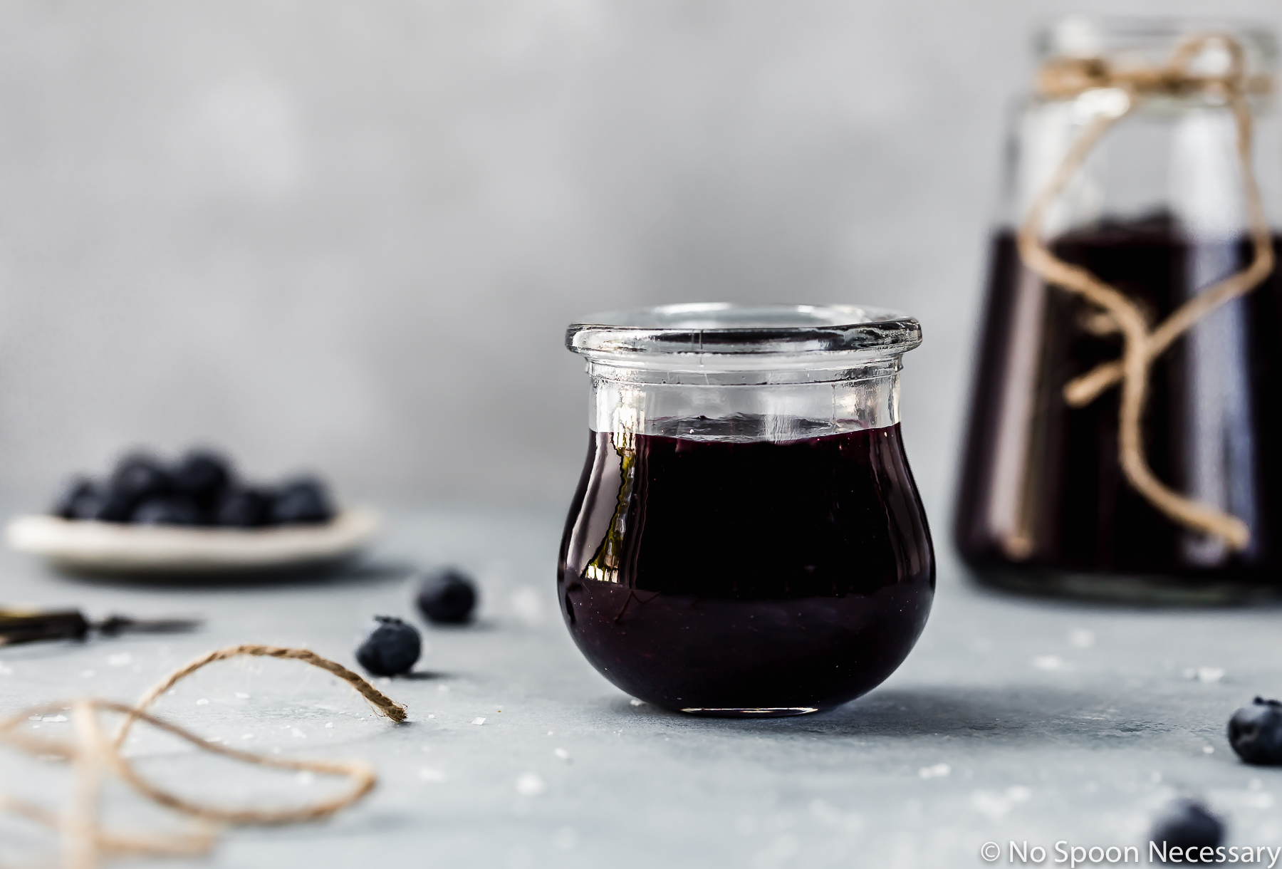 Easy Slow Cooker Blueberry Butter Recipe