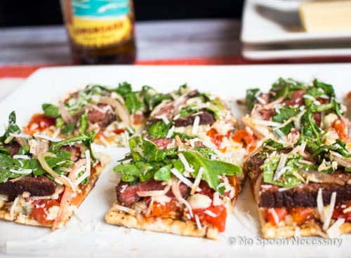 Steak Bruschetta Flatbread-174