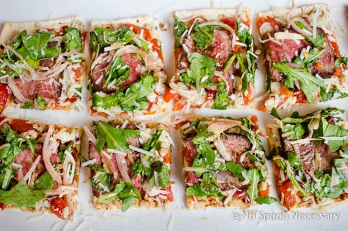 Steak Bruschetta Flatbread-276