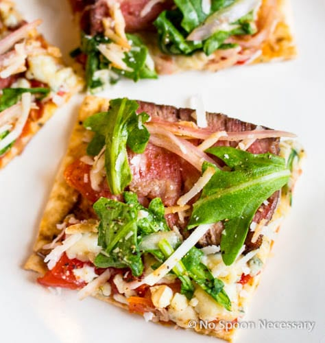 Steak Bruschetta Flatbread-308