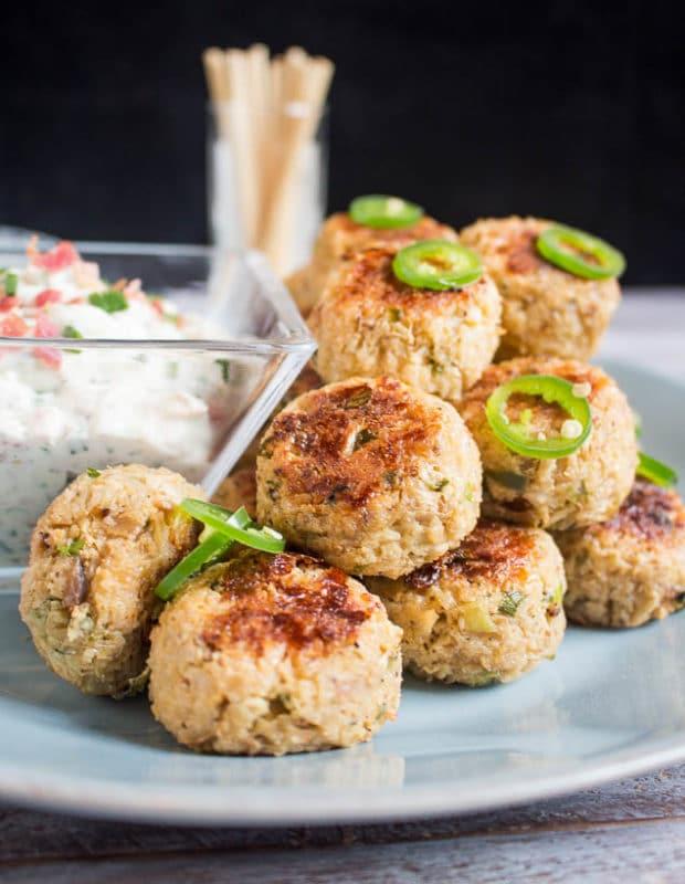 Cauliflower Meatballs-258