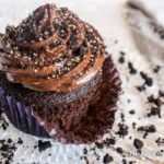 Chocolate Tombstone Cupcakes-54