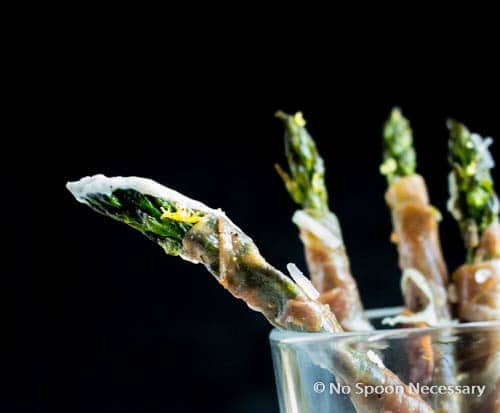 Proscuitto Wrapped Asparagus-154