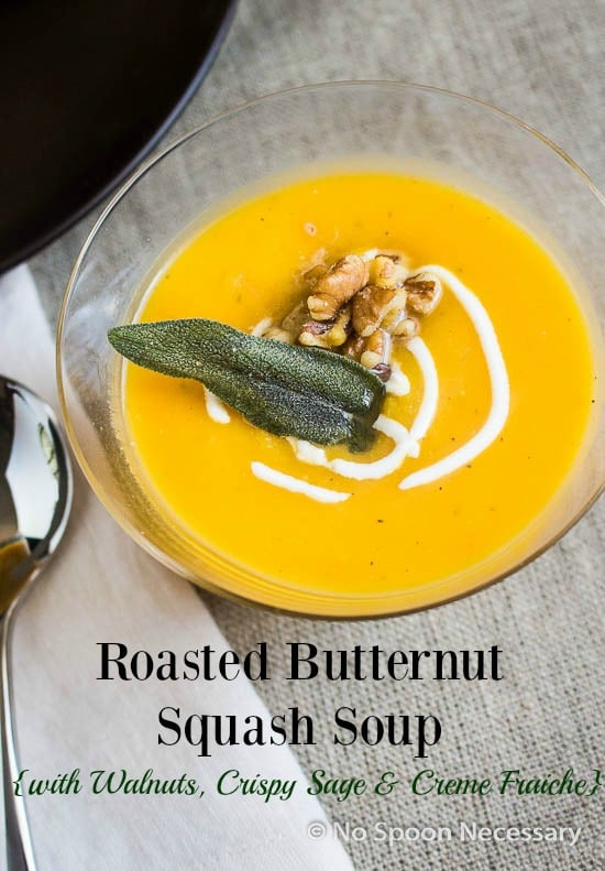 vegan roasted butternut squash soup recipes