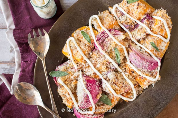 Rustic Butternut Squash & Red Onion Wedges-34