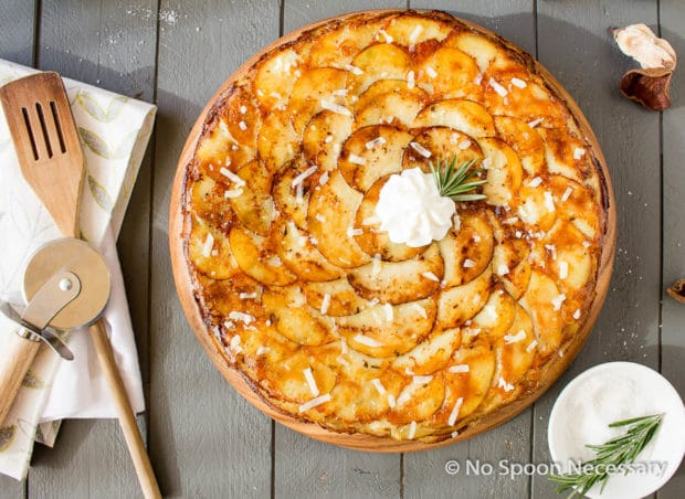 Potato Galette Recipe — Dishmaps