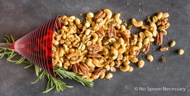 """15 Responses to """"Savory & Spicy Rosemary Roasted Mixed Nuts"""""""