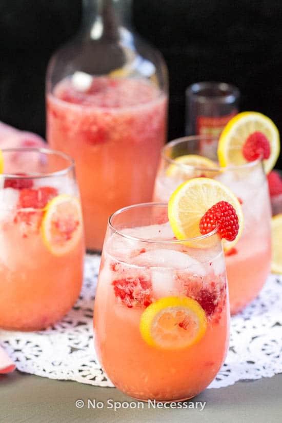 Cupids Pink Arrow Cocktail-130