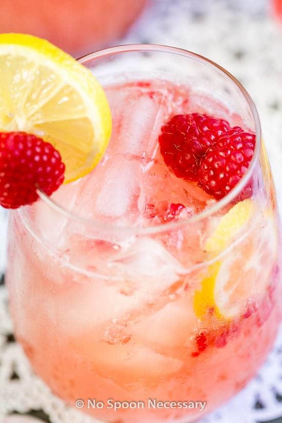 Cupids Pink Arrow Cocktail-44