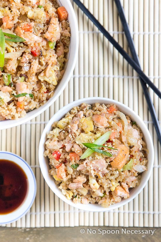 Salmon Quinoa Fried Rice-140