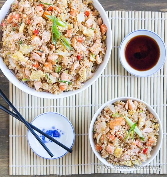 Salmon Quinoa Fried Rice-48
