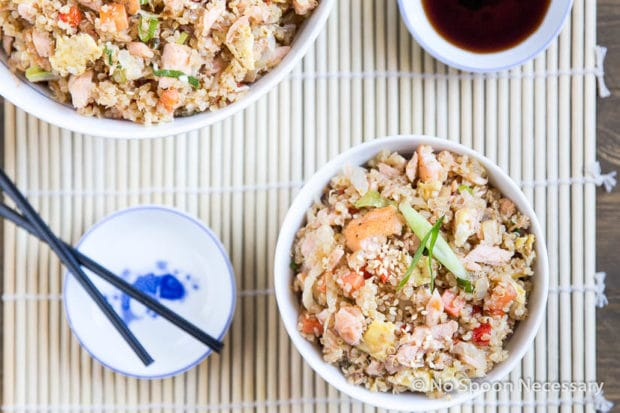 Salmon Quinoa Fried Rice-54