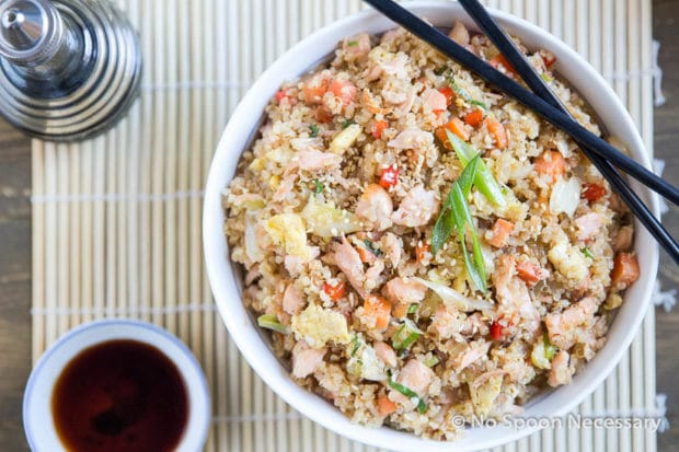 Salmon Quinoa Fried Rice-61