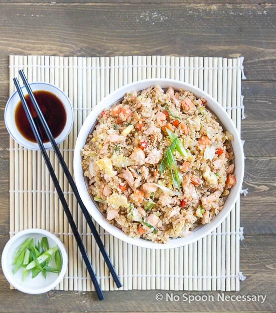 Salmon Quinoa Fried Rice-63