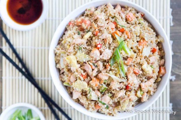 Salmon Quinoa Fried Rice-74