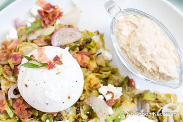 Shredded Brussels Caesar Salad-80