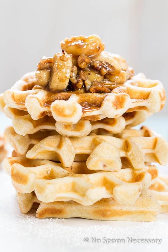 Belgium Pecan Waffles-109
