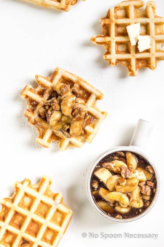 Belgium Pecan Waffles-19