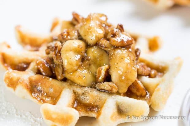 Belgium Pecan Waffles-39