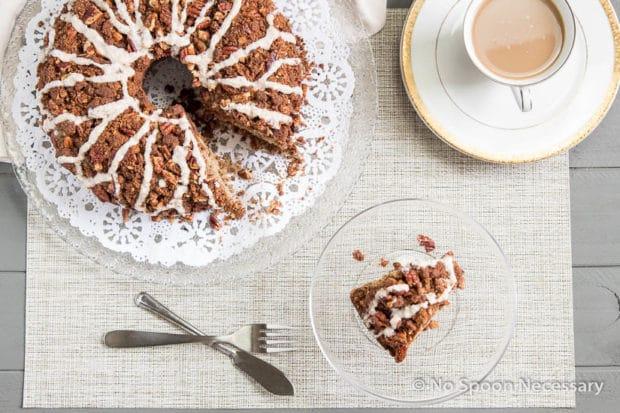 Macho Espresso Coffee Cake-337