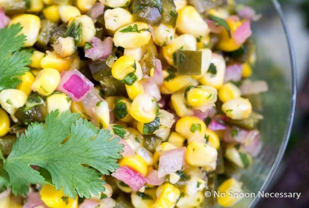 Roasted Corn & Poblano Salsa-45
