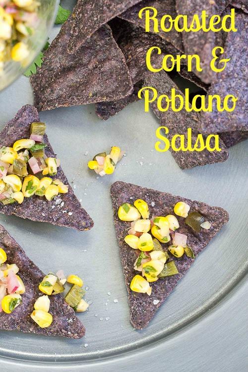 Roasted Corn & Poblano Salsa-97