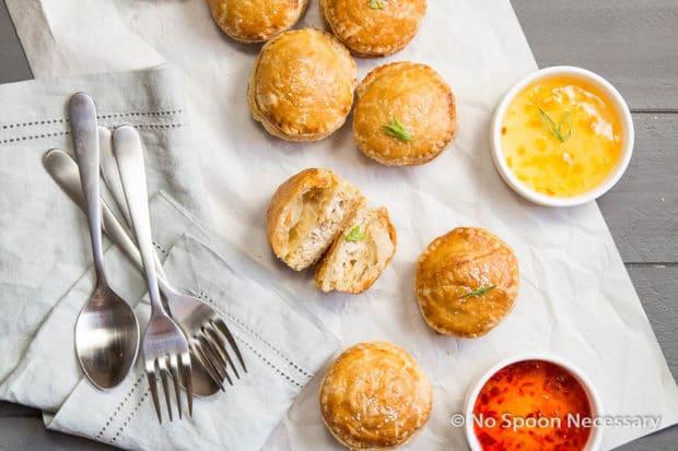 Crab Rangoon Mini Pies-242