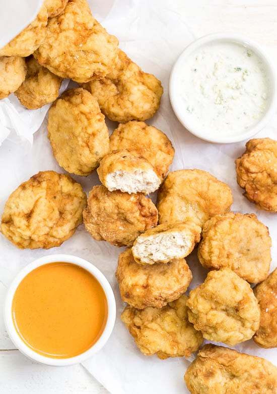 Copycat Mcdonald S Buffalo Chicken Nuggets No Spoon Necessary