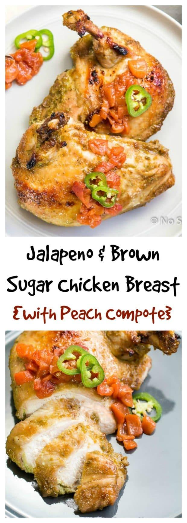 Jalapeno & Brown Sugar Chicken