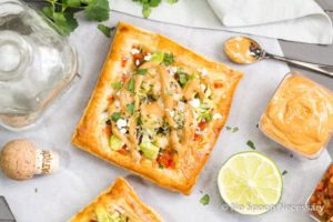 Margarita Shrimp Taco Tarts-174