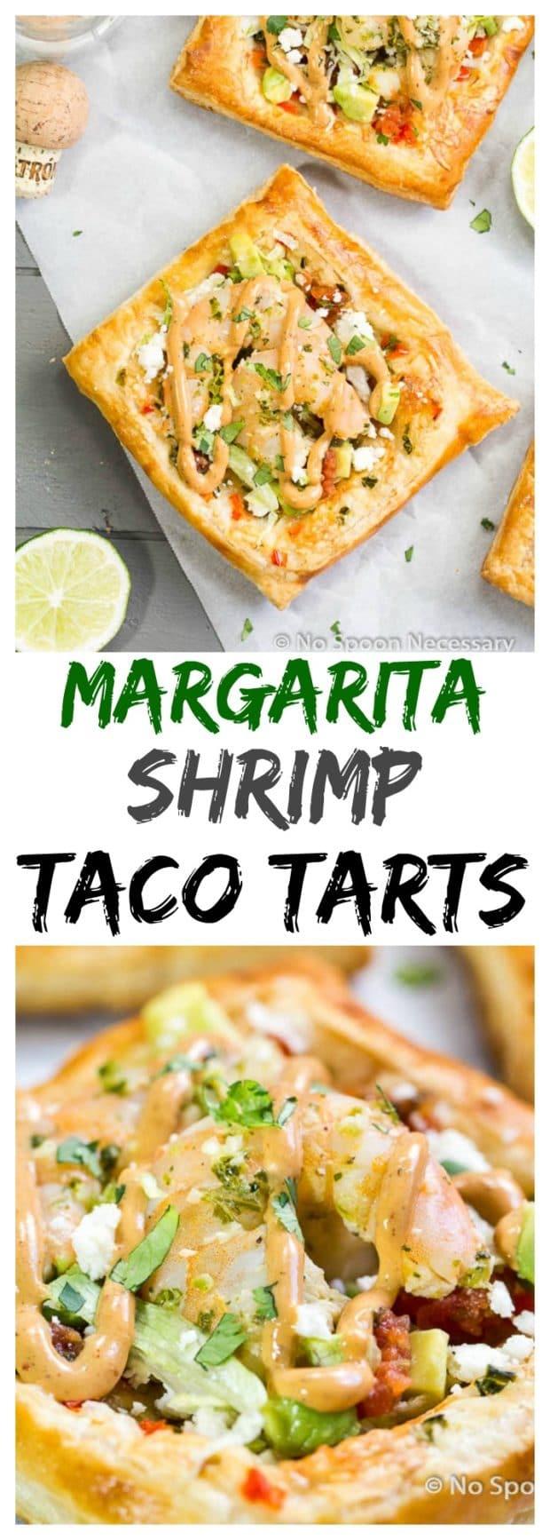 Margarita Shrimp Taco Tarts