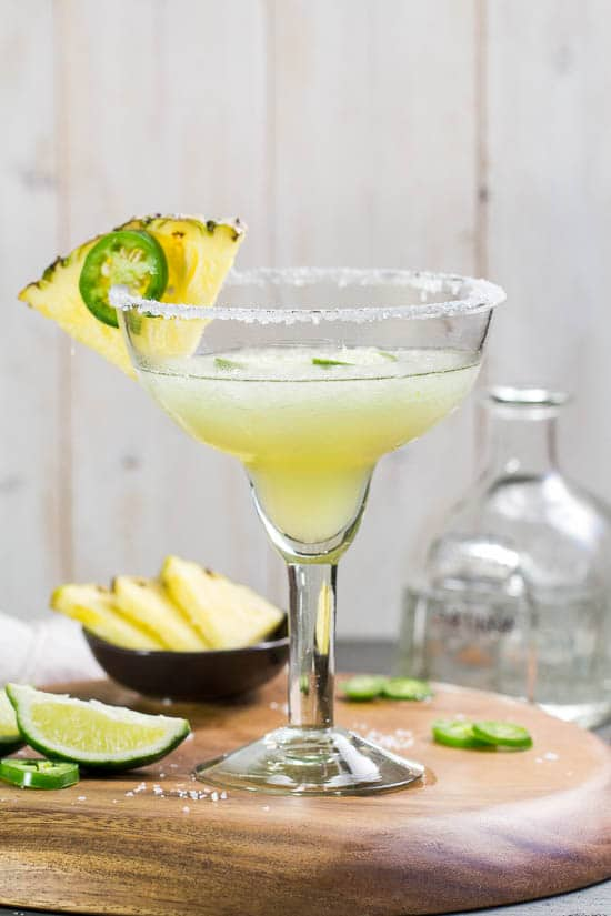 Pineapple Margaritas-126