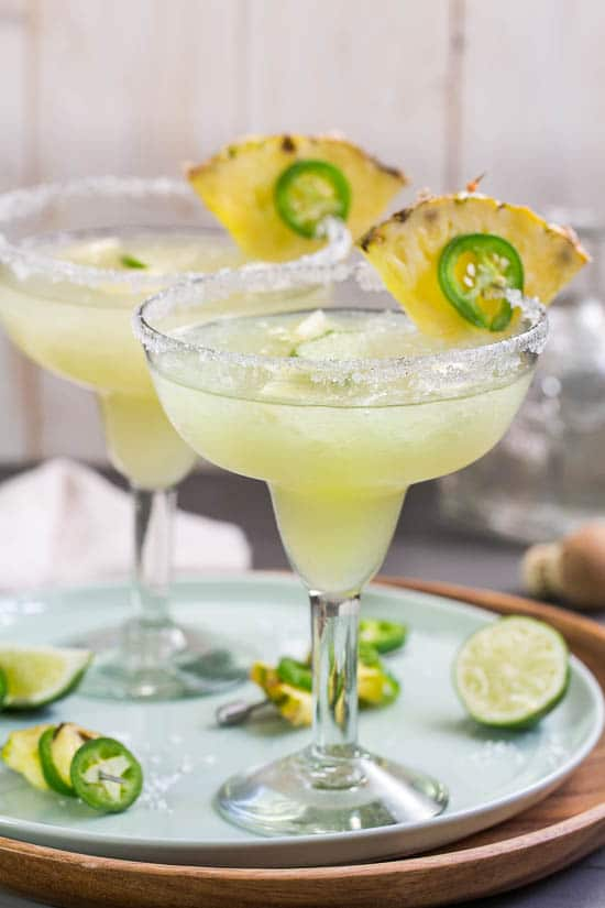Pineapple Margaritas-161