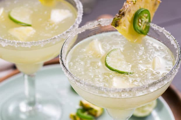 Pineapple Margaritas-202