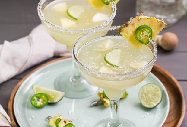 Pineapple Margaritas-232