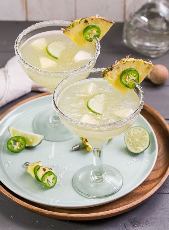 Pineapple Margaritas-235