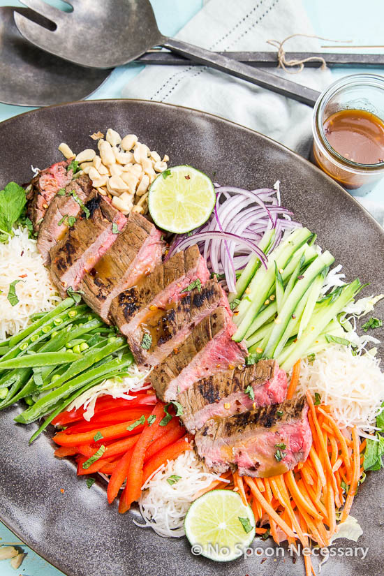 Thai Steak Noodle Salad-118
