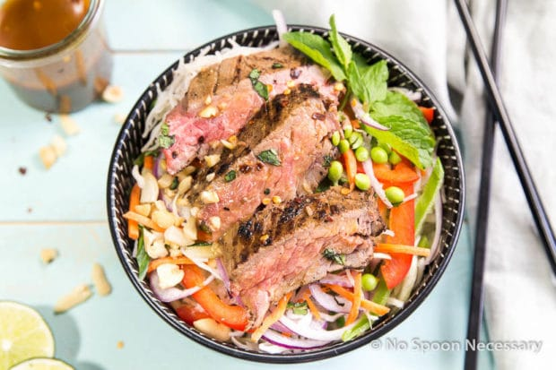 Thai Steak Noodle Salad-191