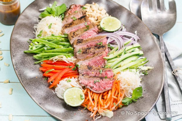 Thai Steak Noodle Salad-20
