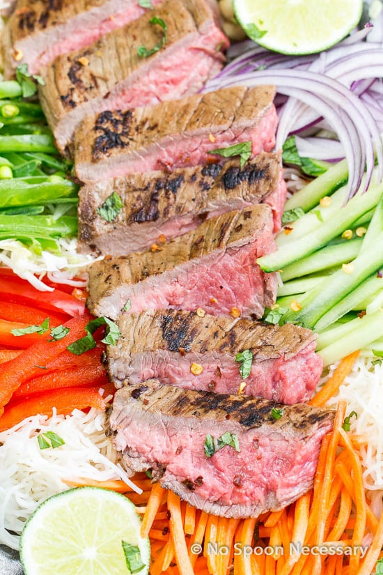 Thai Steak Noodle Salad-40