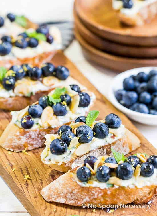 Blueberry Marscapone Crostini-94
