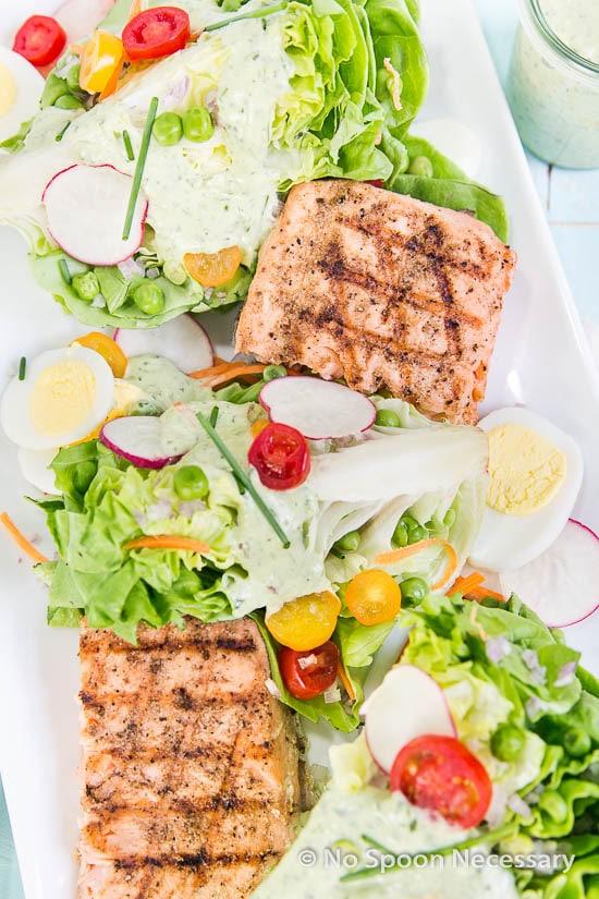Green Goddess Salmon Salad-166