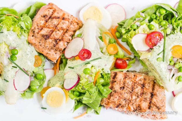Green Goddess Salmon Salad-43