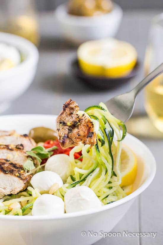 Oregano chicken Zoodle Bowls-122