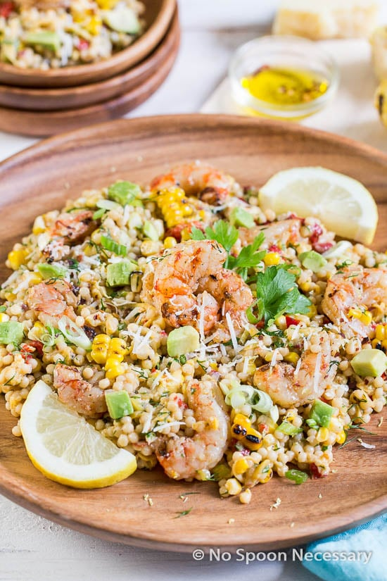 Summer Shrimp Couscous-27