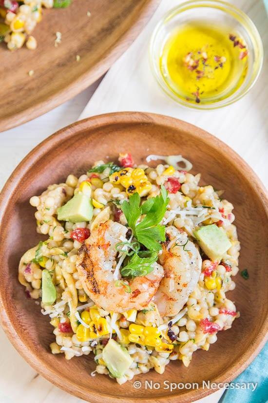 Summer Shrimp Couscous-71