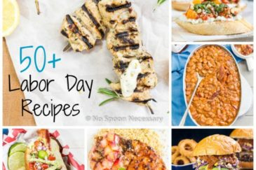 Labor Day Recipe Round Up