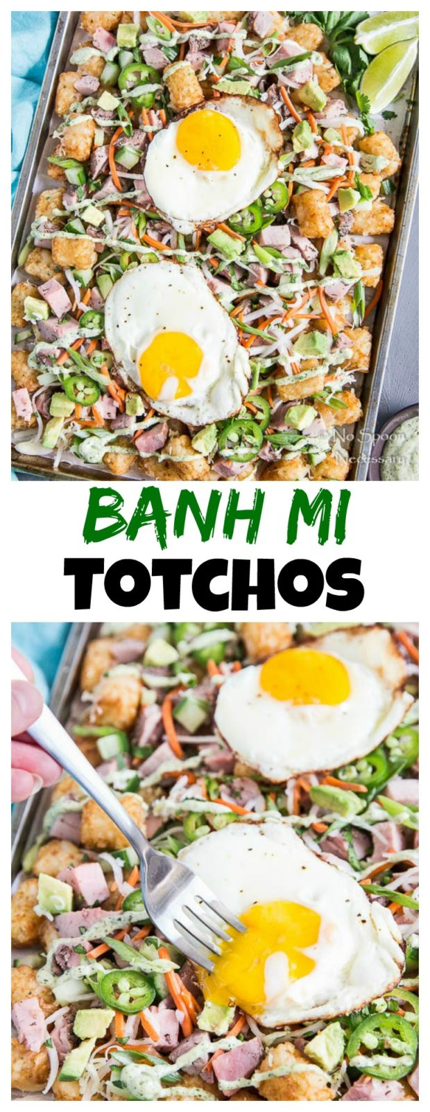 Banh Mi Totchos - Long Pin
