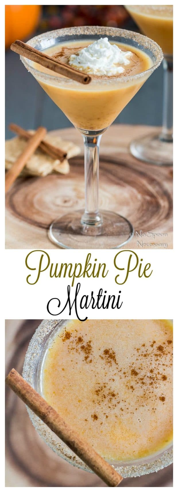 Pumpkin Pie Martini 1
